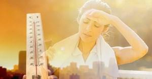 Bảo vệ sức khỏe khi nắng nóng kéo dài