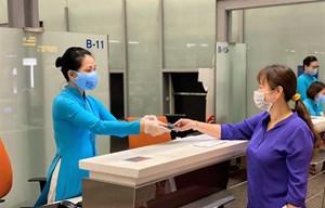 Cảnh báo việc lừa đảo bán vé chuyến bay quốc tế vềViệt Nam