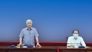 [BẢN TIN MẶT TRẬN] Sáng tạo, đổi mới trong thực hiện Nghị quyết Đại hội XIII của Đảng