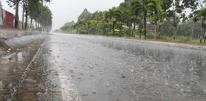 Các tỉnh Trung Bộ có khả năng mưa to liên tiếp 5 ngày tới