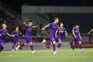 Vòng 2 V-League 2020: Gia tăng áp lực