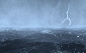 Cập nhật tình hình bão số 7: Cảnh báo mưa dông, gió mạnh và sóng lớn trên biển