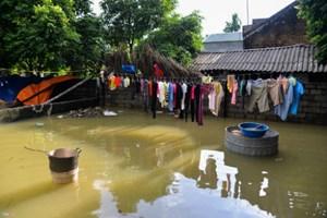 Ứng phó với dịch bệnh sau mưa lũ