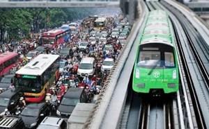 Yêu cầu công bố biểu đồ chạy tàu đường sắt Cát Linh - Hà Đông