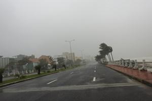 Đà Nẵng trong bão số 9