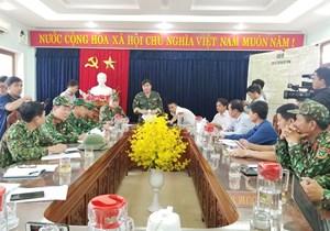 Đề nghị lập sở chỉ huy để chỉ đạo cứu hộ cứu nạn tại xã Phước Lộc