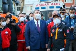 Động đất ở Thổ Nhĩ Kỳ: Số người chết tăng lên 35