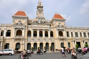 Tòa nhà trụ sở UBND Thành phố Hồ Chí Minh: Nguyên vẹn kiến trúc hơn trăm năm tuổi