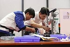 Chuẩn bị cho thi Kỹ năng nghề thế giới và ASEAN