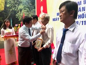 BẢN TIN MẶT TRẬN: Tây Ninh kỷ niệm 90 năm Ngày truyền thống MTTQ Việt Nam