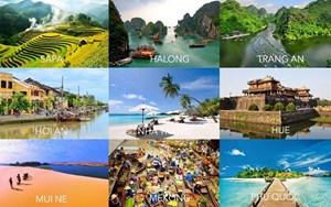 Du lịch Việt Nam tiếp tục khẳng định vị trí hàng đầu châu Á