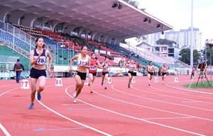 458 vận động viên dự Giải Vô địch Điền kinh quốc gia năm 2020