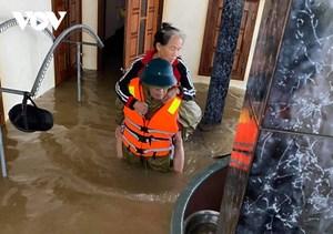Chủ tịch xã ở Quảng Bình qua đời vì nhiễm trùng sau khi cứu nạn người dân trong lũ