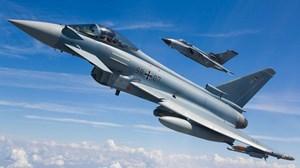 Đức mua 38 máy bay tiêm kích Eurofighter