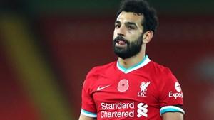 Mohamed Salah mắc Covid-19, Liverpool tan nát đội hình