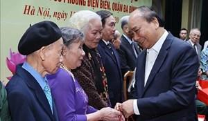 BẢN TIN MẶT TRẬN: Thủ tướng dự Ngày hội Đại đoàn kết toàn dân tộc tại phường Điện Biên