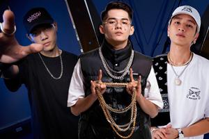Các thí sinh Rap Việt hội ngộ