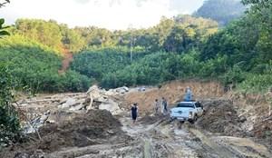 Quảng Nam: Thông đường đến xã cô lập cuối cùng