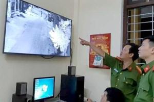 TP HCM: Hai tên trộm đột nhập kho tang vật của UBND xã lấy 3 tivi