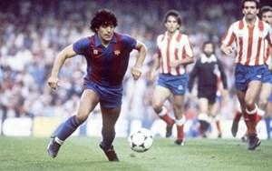 'Cậu bé vàng' Diego Maradona và sự nghiệp đỉnh cao