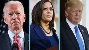 Ông Trump, ông Biden và bà Harris được đề cử là nhân vật của năm