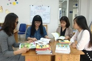 Yêu cầu góp ý 3 lần cho SGK lớp 2, lớp 6