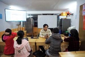 Đà Nẵng: Lớp học tiếng Anh với học phí '1.000 đồng'