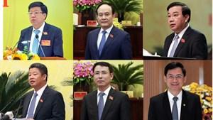 Hà Nội bầu Chủ tịch HĐND và 5 Phó Chủ tịch UBND thành phố