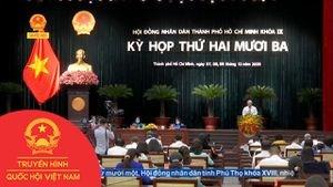 Bế mạc kỳ họp 23, HĐND TP Hồ Chí Minh khóa IX