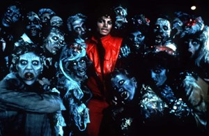 Kỷ niệm album nhạc phim kinh dị 'Thriller' của Michael Jackson