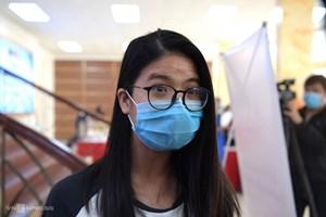 Cô gái đầu tiên đăng ký thử vaccine Covid-19 Việt Nam