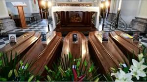 Italy vượt Anh trở thành nước có số ca tử vong do Covid-19 cao nhất châu Âu