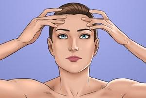 8 kỹ thuật xoa bóp để tránh đau đầu
