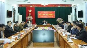 Hòa Bình: Chủ tịch UBND tỉnh tiếp công dân định kỳ tháng 12