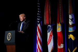Di sản quốc phòng đậm nét của ông Trump