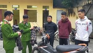Thanh Hóa: Đã xác định 3 đối tượng ném chất bẩn vào nhà phóng viên