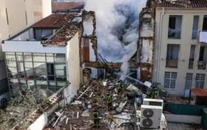 Sập nhà tại Bồ Đào Nha
