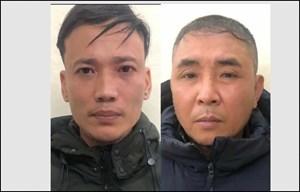 Hai anh em rể chuyên trộm tiền ở các trường học tại Hà Nội