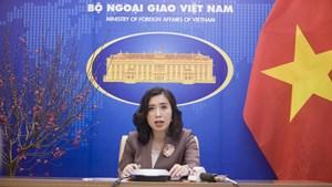 Việt Nam có đầy đủ cơ sở pháp lý khẳng định chủ quyền ở Hoàng Sa, Trường Sa
