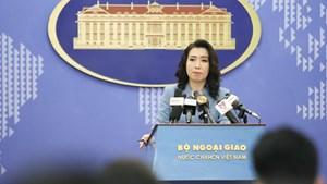 Hoạt động ở Biển Đông không có sự cho phép của Việt Nam là vi phạm chủ quyền