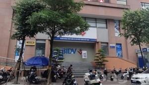 Bí thư Hà Nội gửi thư khen Công an phá vụ cướp ngân hàng BIDV
