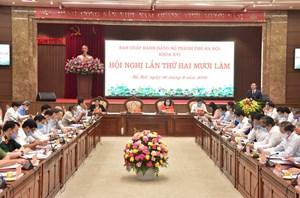 Nhiều giải pháp đưa Hà Nội bứt phá trong các nhiệm kỳ kế tiếp
