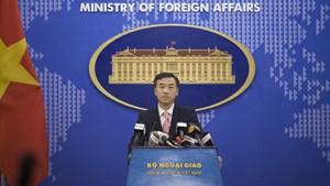 Việt Nam tin tưởng quan điểm nhất quán của Mỹ trong thúc đẩy quan hệ song phương