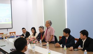 Trung tâm Đào tạo và chuyển giao công nghệ Việt Hàn chính thức đi vào hoạt động