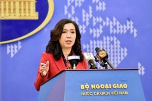Việt Nam đang xác minh thông tin nồng độ phóng xạ ở Biển Đông tăng bất thường