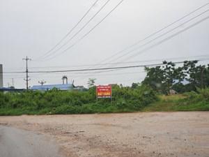 Bộ Xây dựng: Đất nền giảm 10-20% nhưng lượng giao dịch vẫn thấp