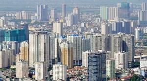 Bộ Xây dựng: Dự án chung cư bình dân tăng tăng 5-7%