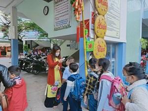 Khánh Hòa: Toàn bộ học sinh các cấp vẫn học bình thường