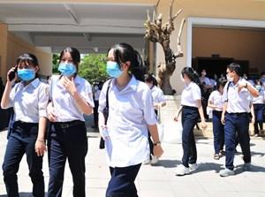 Hơn 13.000 thí sinh dự thi vào lớp 10 ở Khánh Hòa