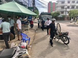Khánh Hòa phê bình TP Nha Trang trong việc thực hiện giãn cách theo Chỉ thị 16